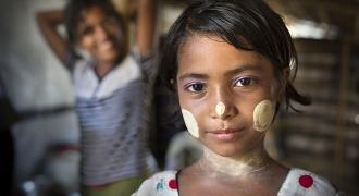 Rohingya Childrean