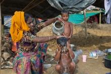 Palonohkhali Rohingya camp