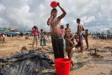 Rohingya refujee
