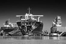 Ship Breaking Yard