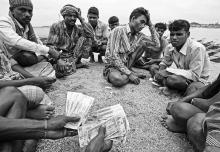 The stone  laborers