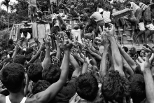 Rohingya refugees are heart and soul trying to get reliefs giving by the social organizations.  Bangladesh after the Burmese army started an operation against the Rohingyas by killing, rapeing and burning their homes in the Rakhine state of Myanmar. As of December 2017, an estimated 6,55,000 Rohingya people fled to Bangladesh