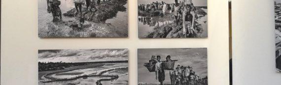 Yousuf Tusahr's Exhibition in Zurich Switzerland